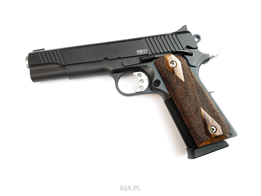 Bul 1911 Classic Government BLK Wood